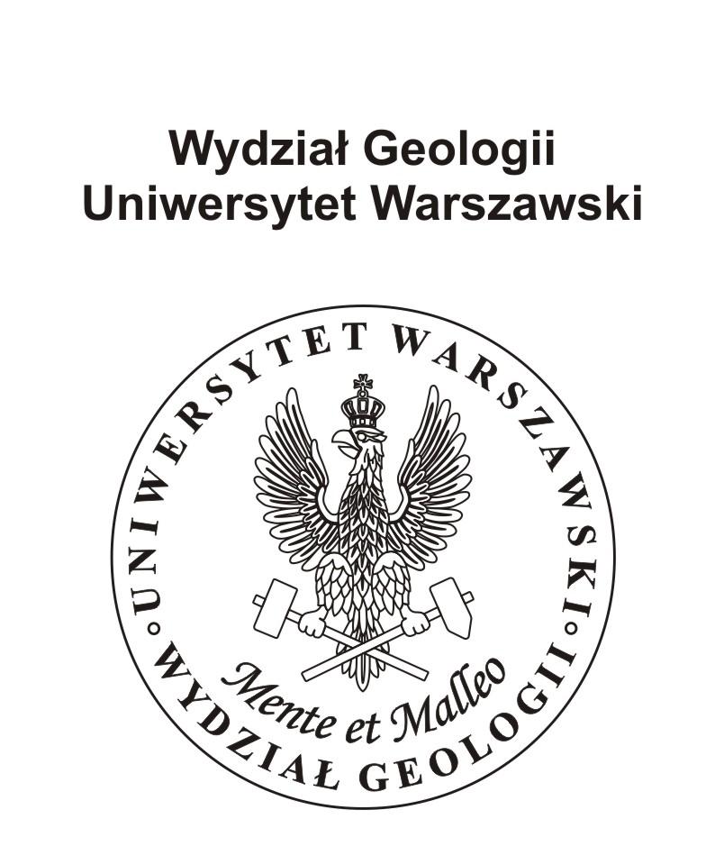 Wydział Geologii Uniwersytet Warszawski